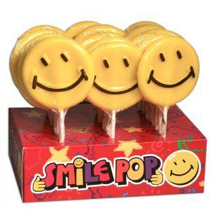 42g Smile Pop Caddy Display