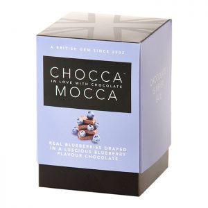 Chocca Mocca Blueberries in Blueberry Chocolate 110g