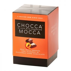 Chocca Mocca Orange Peel dipped in Dark Chocolate 100g