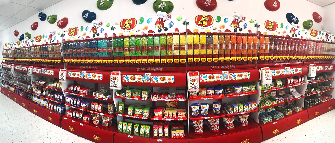 Pano Shop Display