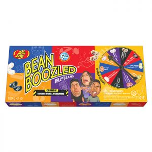 Jelly Belly BeanBoozled 5th Edition Spinner Box jelly beans.