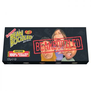 Jelly Belly BeanBoozled Extreme 125g Gift Box jelly beans.