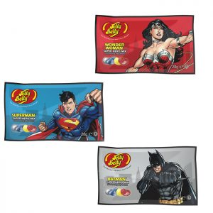 Jelly Belly Super Heroes Mix 28g bags