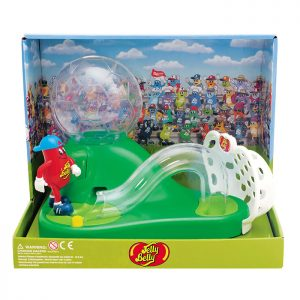 Mr Jelly Belly Footballer