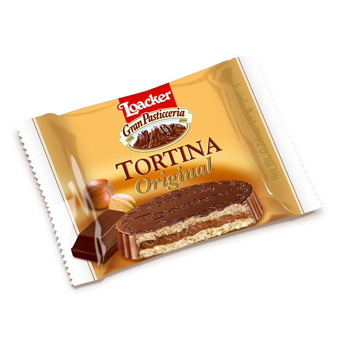 Loacker Tortina 21g