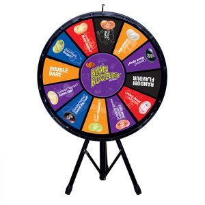 BeanBoozled Tabletop Spinner Wheel