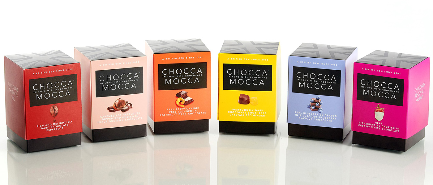 Chocca Mocca Box Array