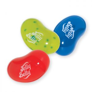 Jelly Belly 3 Wall Bean display set