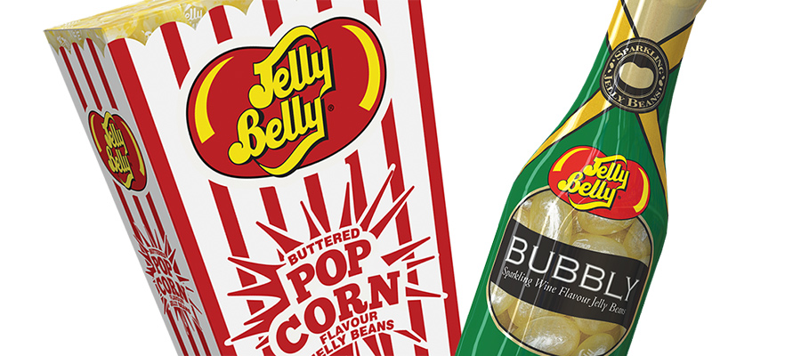 Jelly Belly Novelty items