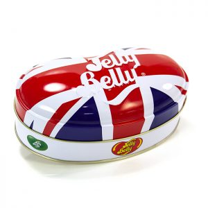 Jelly Belly Union Jack Tin 200g