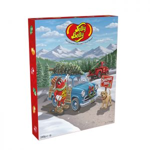 Jelly belly Picking the Tree Advent Calendar 240g