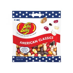 70g American Classics flavours Jelly Belly beans