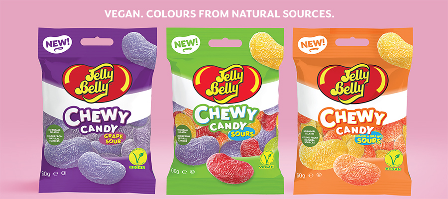 Jelly Belly Chewy Sours