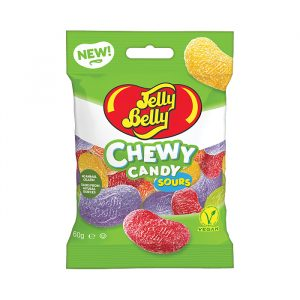 Jelly Belly Chewy Sours Assorted 60g