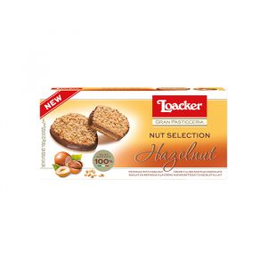 Loacker Hazelnut Biscuits 100g